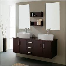 Ikea Vanity Lights by Furniture Contemporary Bathroom Vanity With Floating Cabinet And