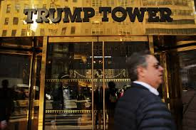 what trump tower says about the donald u0027s politics inverse