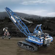 lego technic crawler crane 42042 toys
