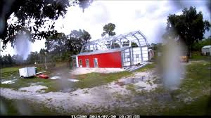 gci gambrel barn steel construction youtube