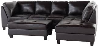 Tufted Leather Sofas Sectionals Leather Sofa Guide