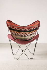 Vintage Butterfly Chair Bobo Kilim Butterfly Chair Cover Urban Outfitters