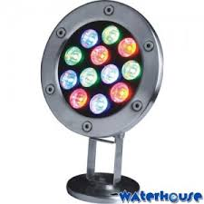 Submersible Pond Lights Pond Lights Led Spotlight Pond Light Dancing Water Feature