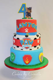 266 party ideas images paw patrol cake paw