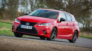 lexus uk lease britain u0027s most wanted hybrid and electric cars motoring research