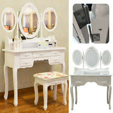 Makeup Table Dressing Tables Ebay
