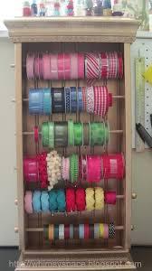 ribbon holders the 25 best ribbon holders ideas on craft ribbon