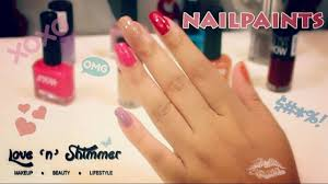 nail paints for indian skintone youtube