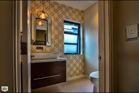 Modern Powder Room - small powder rooms powder room modern with bathroom remodeling