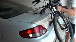 bikes bike rack for car walmart trunk mount bike rack topeak