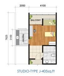 Floor Plan Studio Type Review For Starz Valley Putra Nilai Propsocial