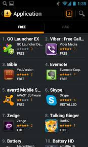 android app store yandex debuts alternative app store and 3d ui for android