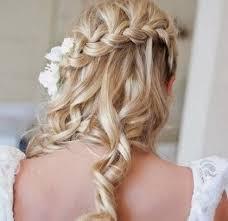 coiffure pour mariage invit coiffure pour mariage cheveux longs le look de princesse est déjà