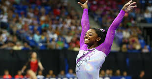 the olimpyc gymnastic shark in 2013 photos how gymnast simone biles stumbled into her signature move by