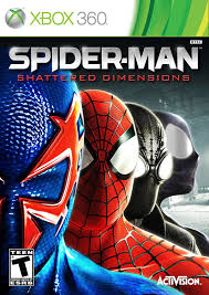 amazon com spider man shattered dimensions xbox 360 video games