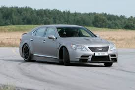 lexus ls drift lexus tmg ts 650 review and performance figures evo