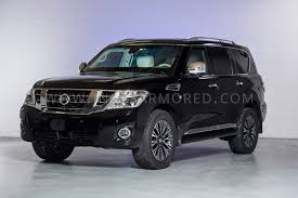 nissan patrol platinum armored nissan patrol for sale inkas armored vehicles