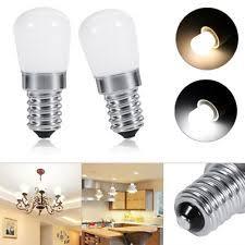 Refrigerator Light Bulbs Led E14 110v Light Bulbs Ebay
