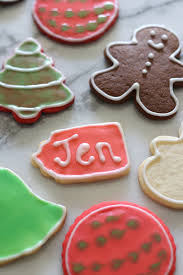 Icing To Decorate Cookies Easy Cookie Icing Handle The Heat