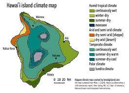 Hawaii vegetaion images The 8 not 10 11 12 or 13 climate zones on the big island of jpg