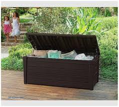 Outdoor Storage Bench Waterproof Storage Bench Storage Benches And Nightstands Elegant Rattan
