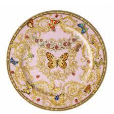 butterfly platter service plate 12 inch butterfly garden rosenthal shop