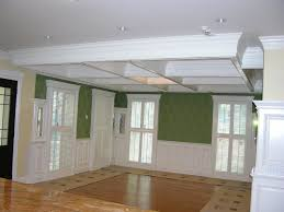 green fabric upholstered walls picture of the month fabric walls