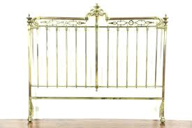 king size brass headboard metal headboard size king king size