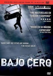Bajo cero (Frozen) (2010) [Latino]