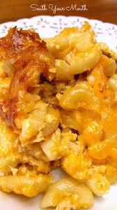 southern style crock pot macaroni cheese macaroni crockpot and
