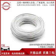 buy three wire pt100 rtd cu50 copper resistance temperature sensor