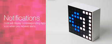 dotti buy dotti pixel art led light online smart notification