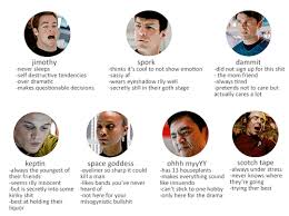 Star Trek Kink Meme - tag yourself star trek tumblr