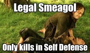Smeagol Memes - legal smeagol memes quickmeme
