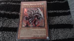amazon com yu gi oh armed dragon lv10 dp2 en013 duelist
