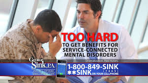 george sink columbia sc mentally disabled veteran call now veterans benefits george sink