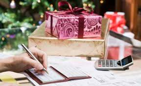 how to make a good christmas budget christmas loaded