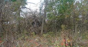 Best Hunting Ground Blinds Look U0027em Straight In The Eye With A Well Planned Ground Attack For