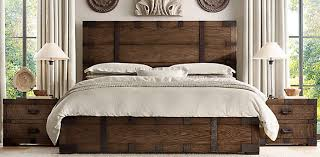 Silver Queen Bed Bedroom Collections Rh