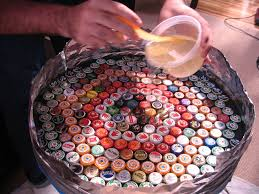 best 25 bottle cap table ideas on pinterest bottle cap projects
