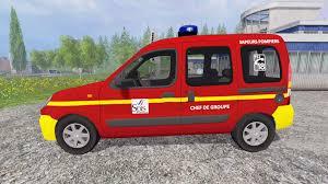 kangoo renault 2015 kangoo fire service for farming simulator 2015