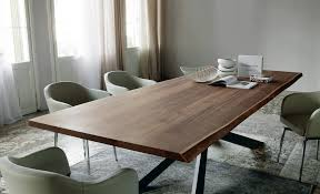 solid wood dining room sets solid wood dining table and 6 leather chairs cafe coffee tables