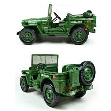 jeep toy kdw 1 18 scale diecast military army tactical jeep vehicle model