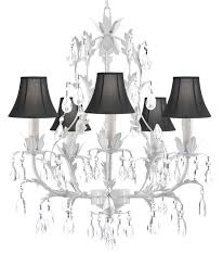 Rustic Chandeliers With Crystals Wrought Iron Chandelier With Crystals Chandeliers Rustic Iron