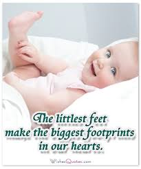 50 of the most adorable newborn baby quotes