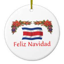 costa rica flag ornaments keepsake ornaments zazzle