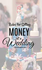 Wedding Gift How Much Money Rules For Gifting Money At A Wedding Femme Frugality