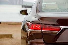 lexus ls 500 f sport price in india 2018 lexus ls 500 tail light motor trend
