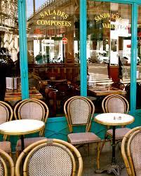 paris cafe print french bistro photograph kitchen decor