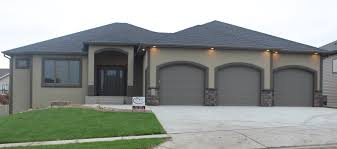 3 Car Garage Homes Floor Plans Nk Homes By Is A Transitional Two Story Home Plan With